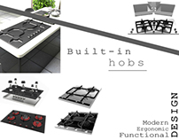 Built-in Hob Designs