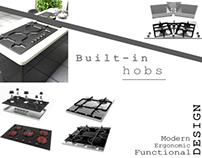 Built-in Hob Designs