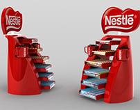 Nestle - POS materials