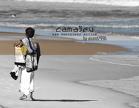 camaieu - Black and White Photoshop Action