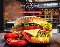Lobster-Burger, web-site