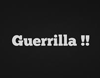 Guerrilla Marketing Presentation
