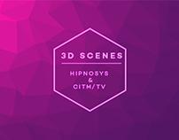 3D Scenes
