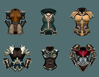 Sets of Armor