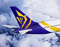 Ryanair ReBranding
