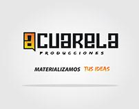 Acuarela producciones. (branding + animación)