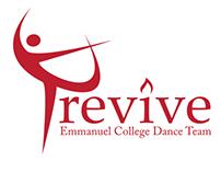 Revive Dance Team Logo: Design