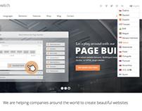 Revolutionary Multipurpose WordPress theme - Translated