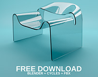 Ghost chair - Free download