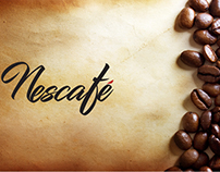 Nescafé Logo Redesign ( Spec Work) in progress