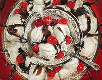 Ice Cream Mandala