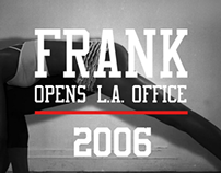 History of Frank151 : animated transitions