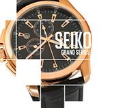 Seiko Conceptual Re-Brand