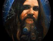 Chet Bizarre (Portrait of Chet Zar)