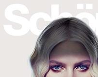 Collaboration with Schön! Magazine Issue #23