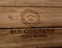 Six Corners Brew Works – Brand Development