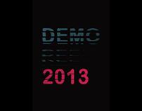 Demo Reel 2013
