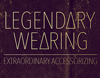 Legendary Wearing Branding and Logo