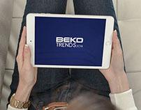 Beko - Design Trends 2014 Infographics