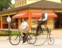 Color-Branding for The Henry Ford & Greenfield Village