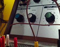 VCS3 Sample Bank