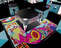 "Proyecto conceptual ""Bar Huichol"""