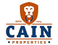 Cain Properties Brand Identity