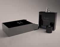 Bleu de Chanel Alias modeling  3ds rendering Vray