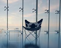 BKF Room - 3D Render