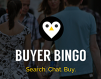 BuyerBingo - An App concept to chat with stores