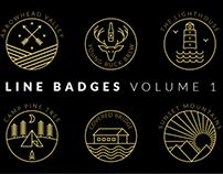 Line Badges