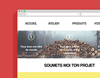 Cabinetmaker Prototype Website