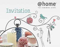 @home - Imagination Campaign