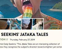 Juxtapoz Magazine Cyber Feature