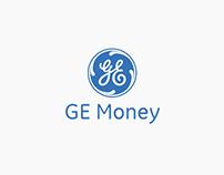 GE MONEY - Login Form