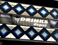 "Remodelación ""Drinks Depot"" / ""Drinks Depot"" store"