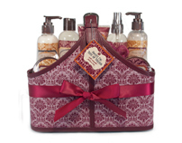 Bath & Body Gift Sets - Packaging Design