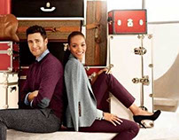 Banana Republic - Etihad Promotion