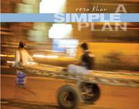 Reza Khan • A Simple Plan CD
