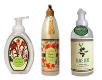 Hand Wash Label Design