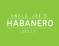 Uncle Joe's Habanero Jelly
