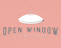 Open Window Pie Shop & Eatery