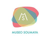 Museo Soumaya Dynamic Rebrand (concept)