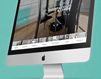 """""""LAEL"""" company web design"""