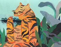 Tigers life