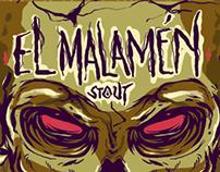 El Malamén.