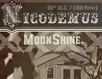 Nicodemus Moonshine Poster Concept