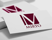 Mirto - Visual identity