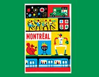Montréal été