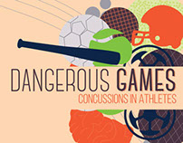 Dangerous Games:  Concussions in Athletes